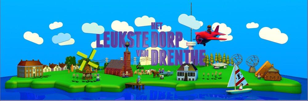 Het leukste dorp van Drenthe