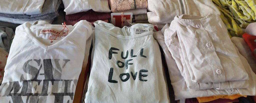 Kinderen vd voedselbank - Love