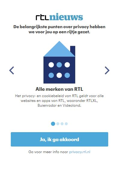 RTL cookie banner