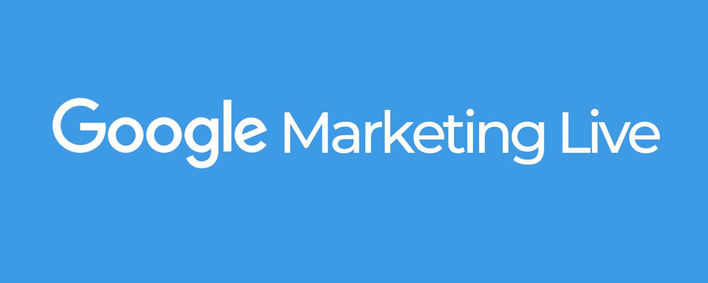 Google marketing live 2018