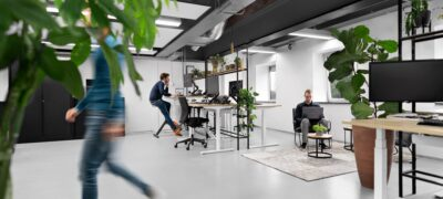 Rocket Digital office